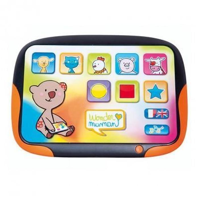 tablette tactile bebe