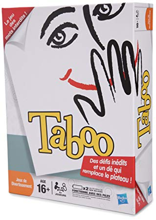 taboo jeu de société