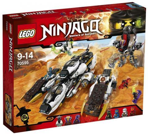 tank ultra furtif ninjago