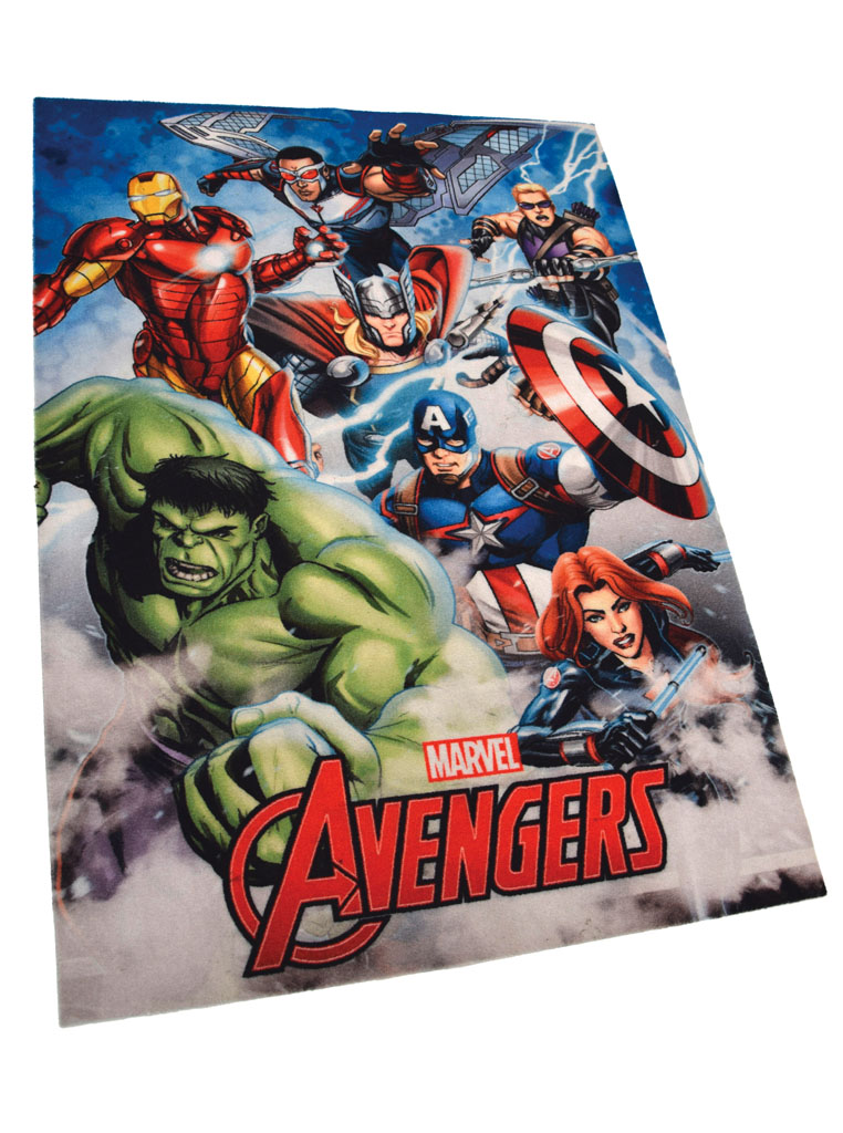 tapis avengers