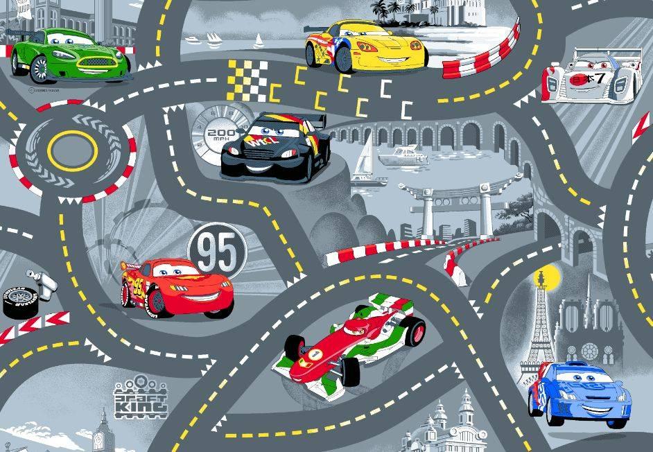 tapis cars circuit