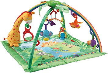 tapis d éveil fisher price jungle