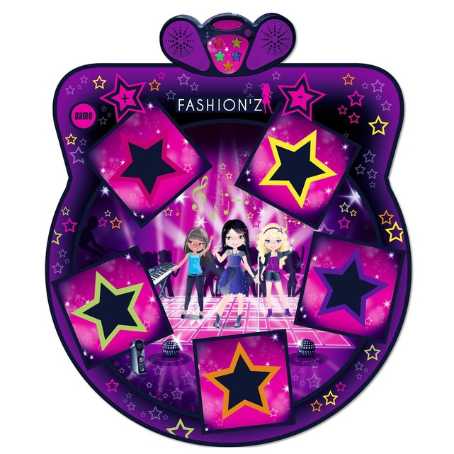 tapis de danse fashion z