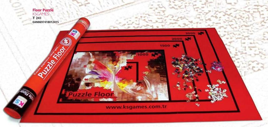 tapis de puzzle 3000 pièces