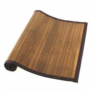 tapis en bois