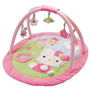 tapis eveil hello kitty