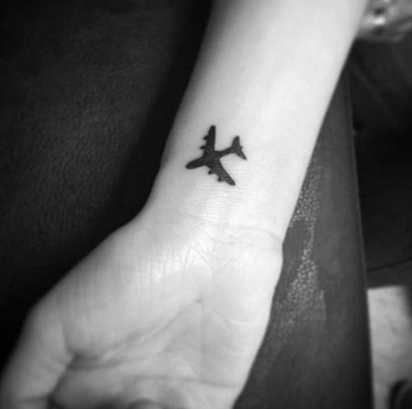 tatoo avion