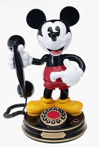 telephone mickey