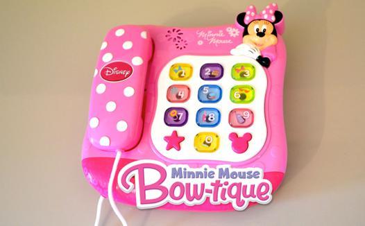 telephone minnie