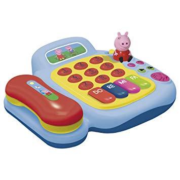 telephone peppa pig