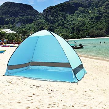 tente de plage