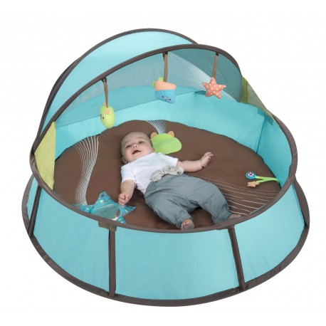 tente pour bébé plage