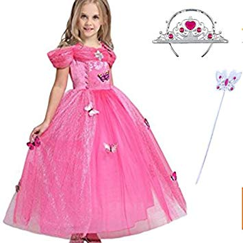 tenue de princesse