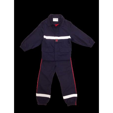 tenue pompier enfant