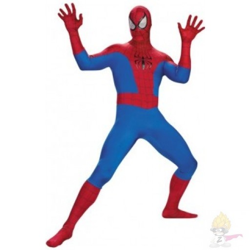 tenue spiderman