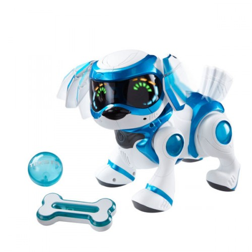 texta le chien robot