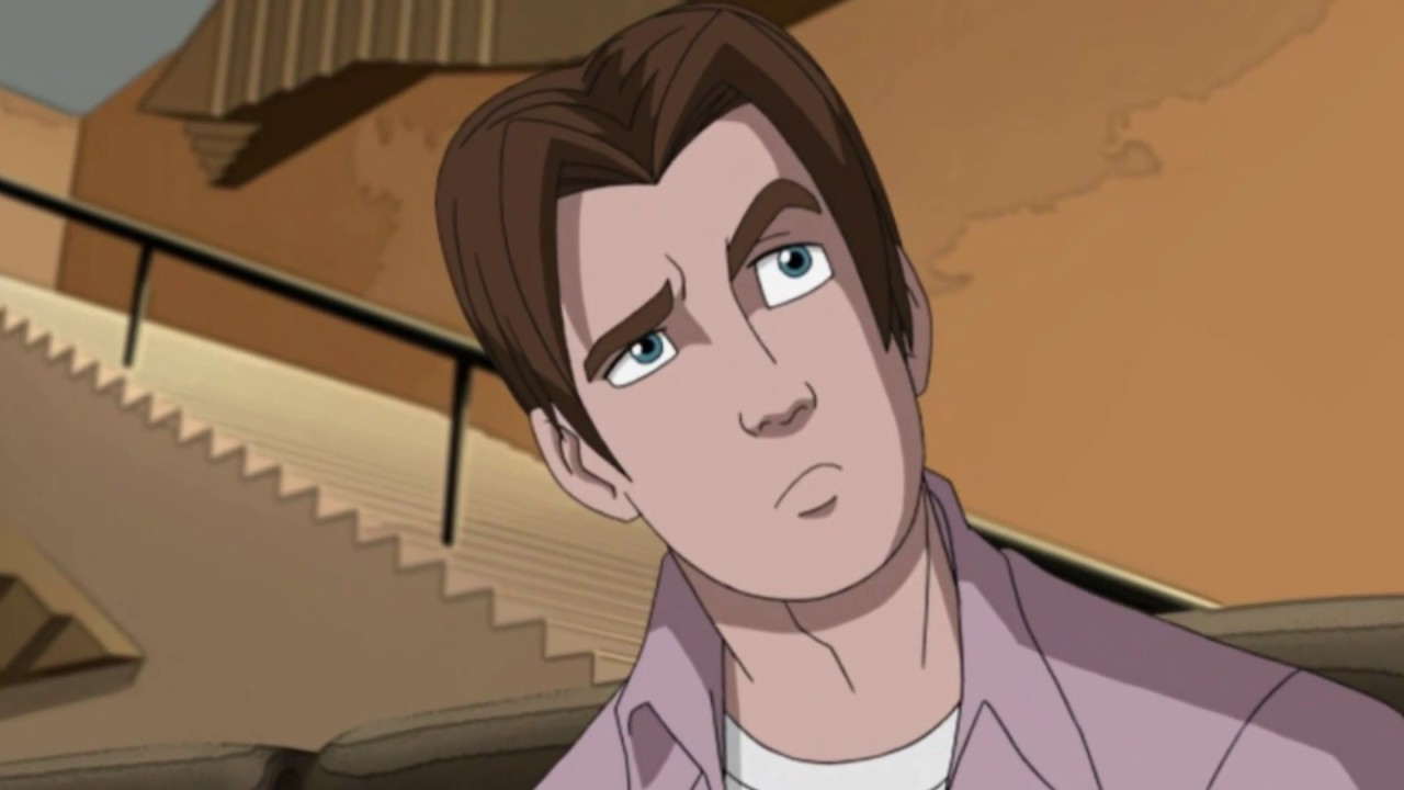 the ultimate spider man peter parker