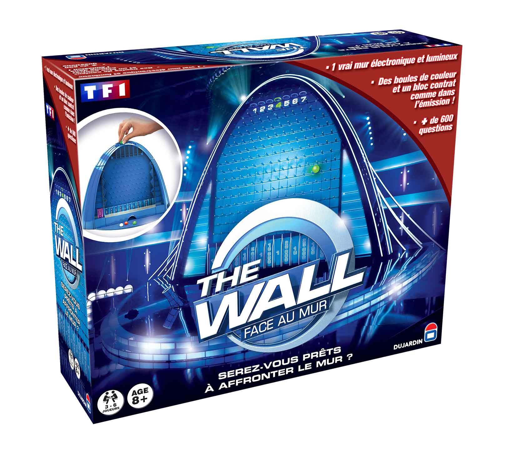 the wall le jeu