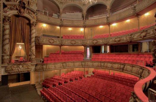 theatre opera clermont ferrand
