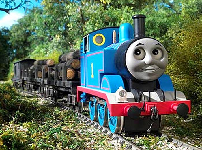 thomas la locomotive