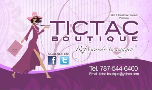 tic tac boutique