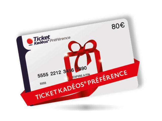 ticket kadeos preference