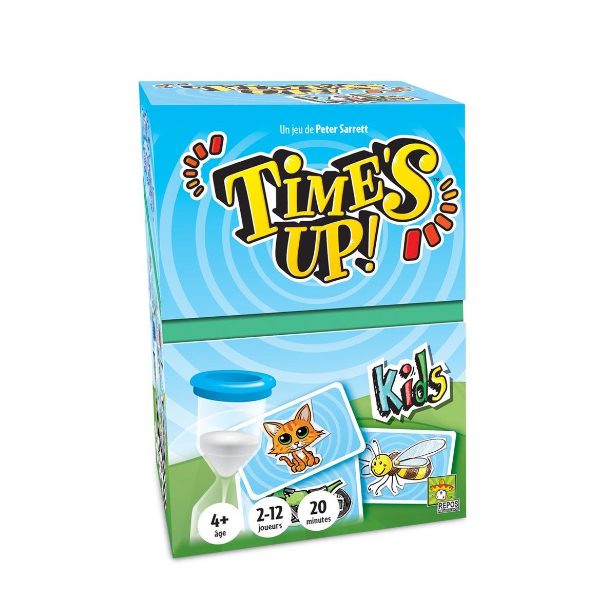 time's up enfant