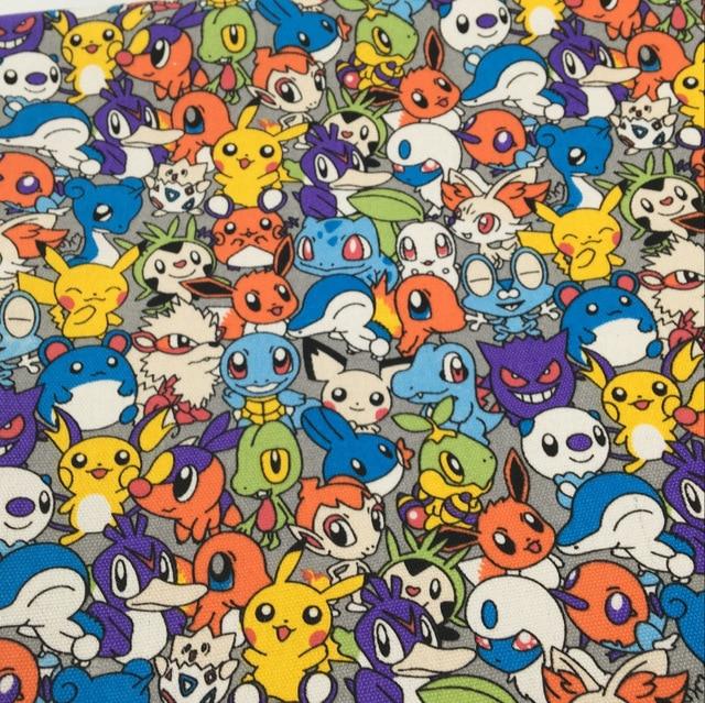 tissu pokemon
