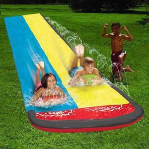 toboggan eau glisse