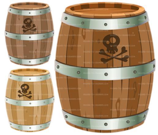 tonneau pirate
