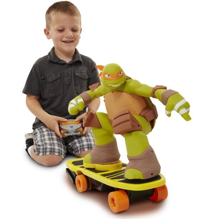 tortue ninja skateboard