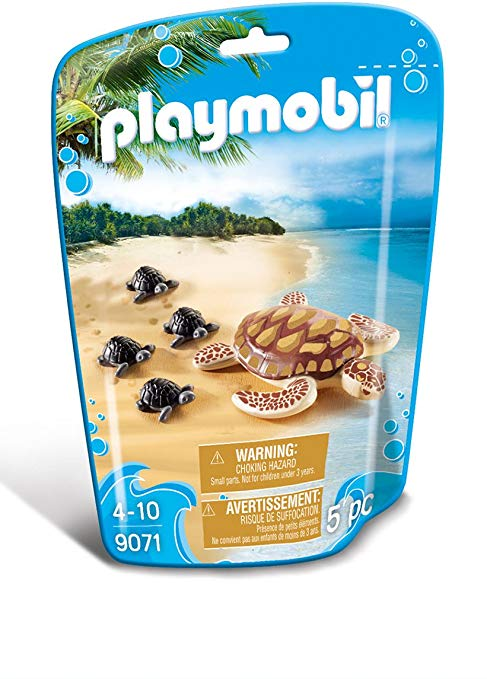 tortue playmobil