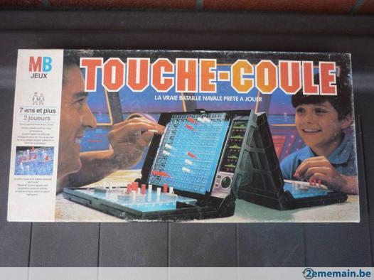 touché coulé jeu