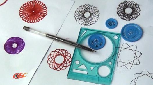 toy spirograph