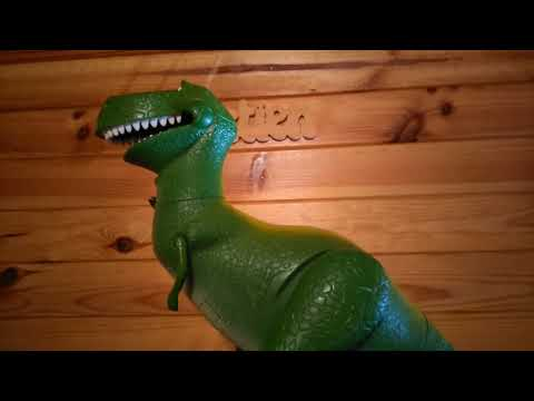 toy story collection rex french
