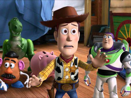 toy story disney ou pixar