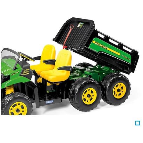 tracteur a batterie john deere