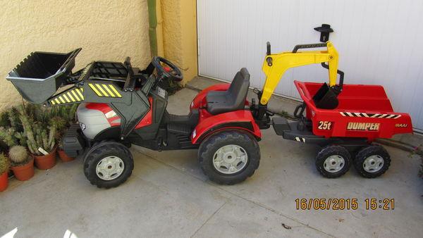 tracteur a pedale a vendre