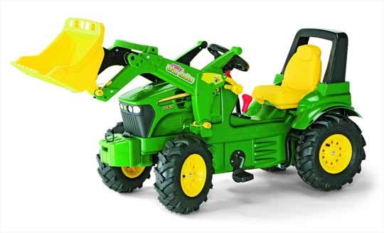 tracteur a pedale grand modele