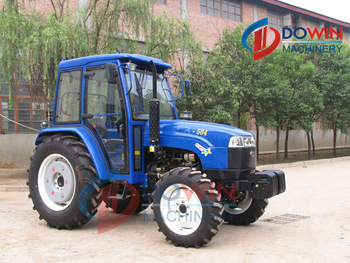 tracteur bleu marque