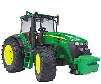 tracteur bruder jouet