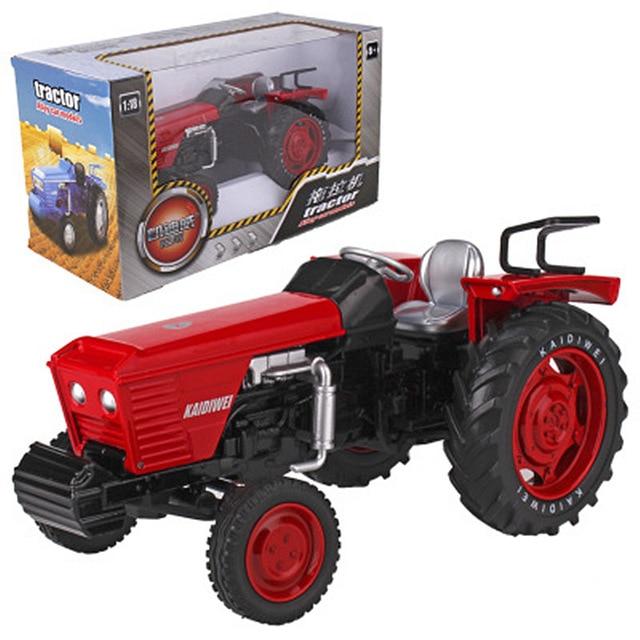 tracteur de collection en jouet