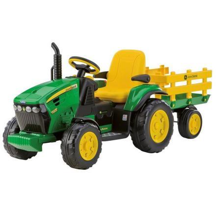 tracteur electrique en jouet