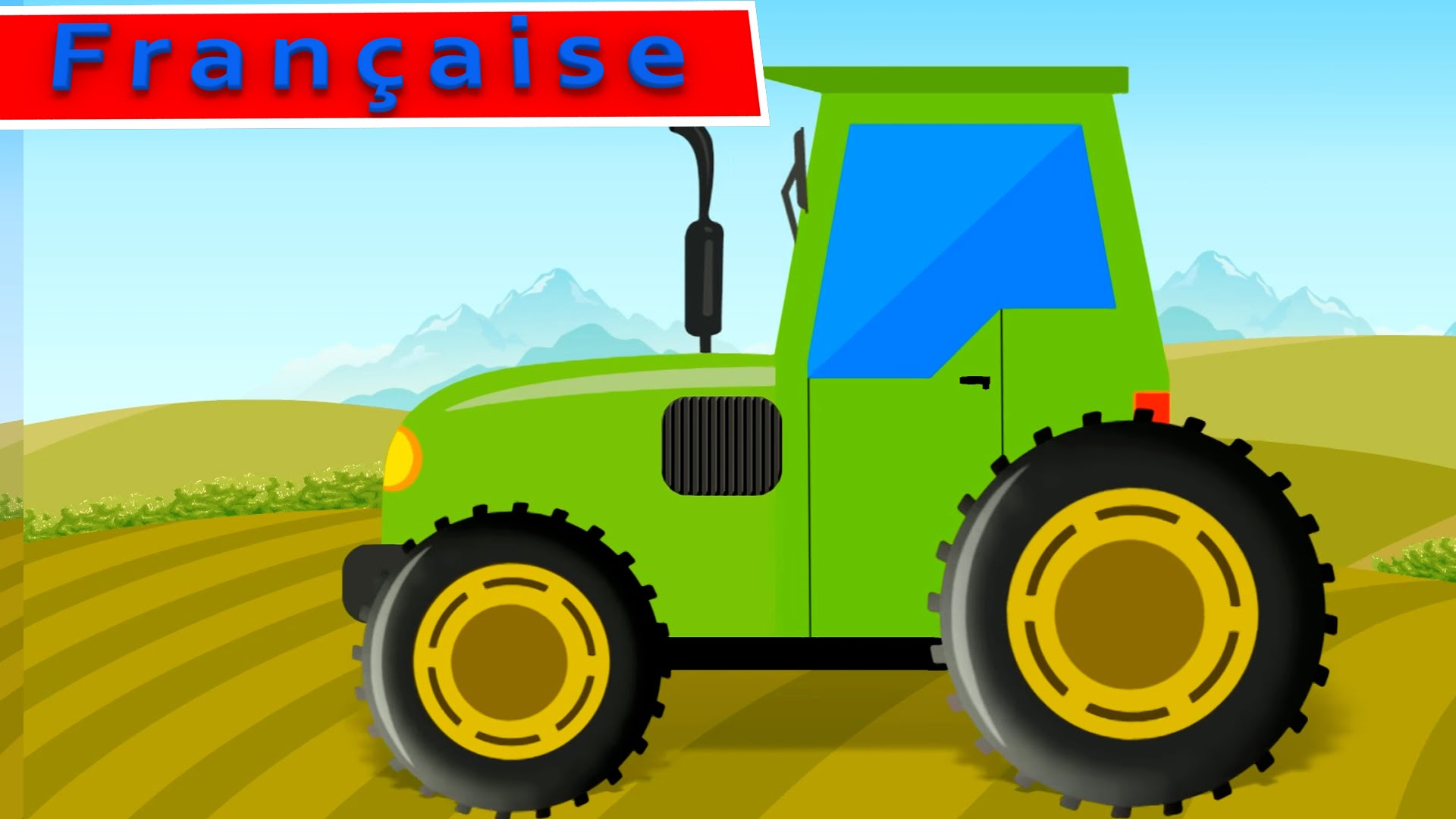 tracteur enfant video