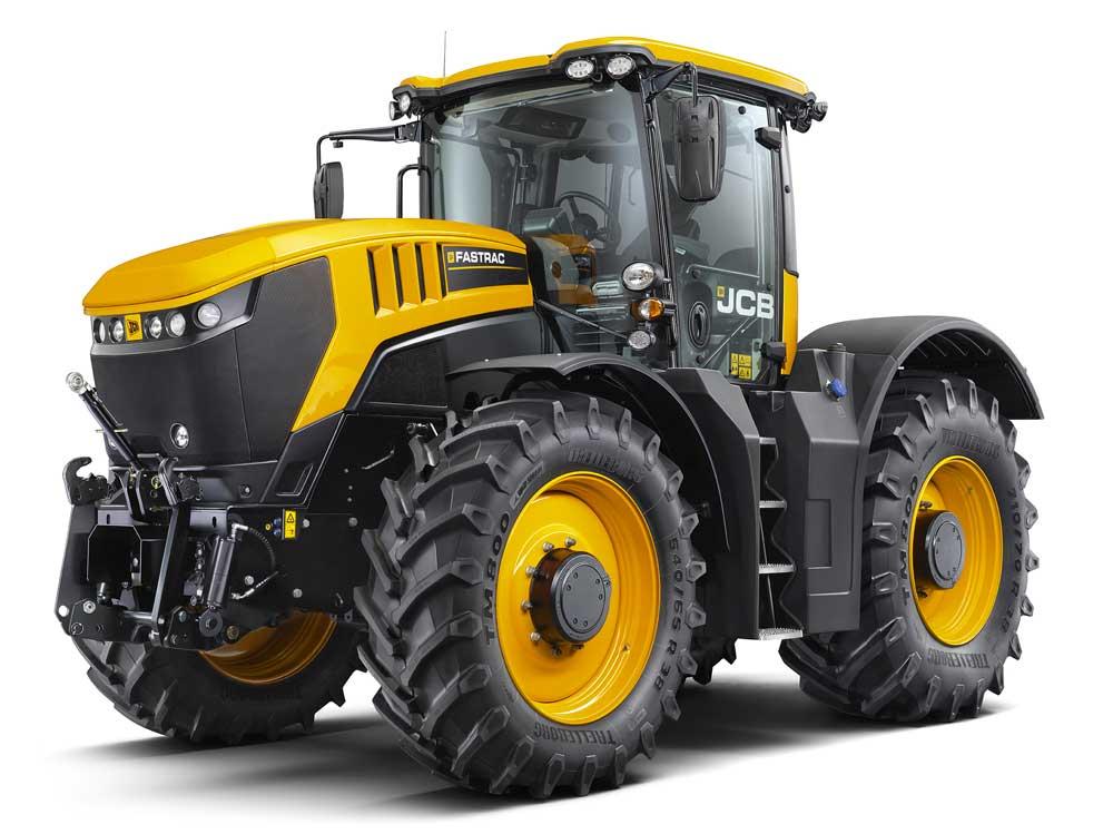 tracteur jcb
