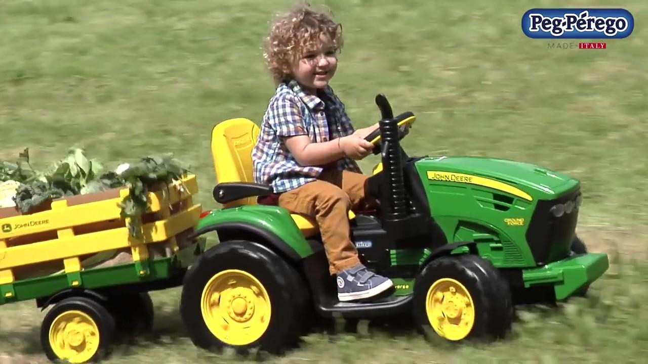 tracteur john deere peg perego