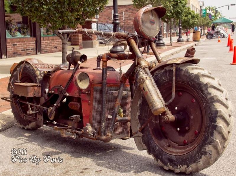 tracteur moto