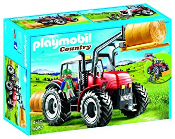 tracteur playmobil country