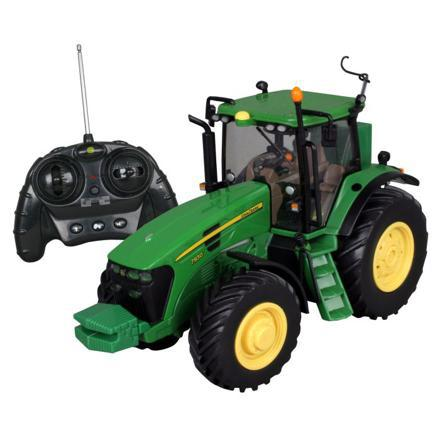 tracteur radio télécommandé