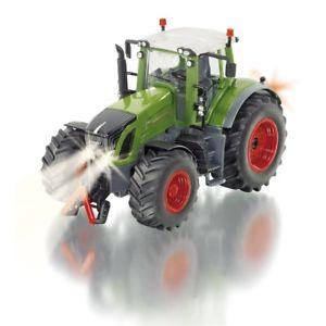 tracteur rc siku